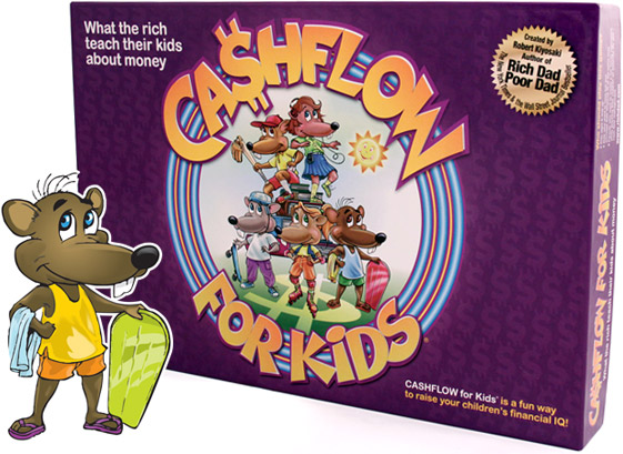CASHFLOW the Boardgame